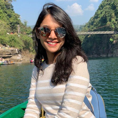 Photo of Ayushee Singhal