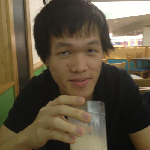 Photo of Chris He