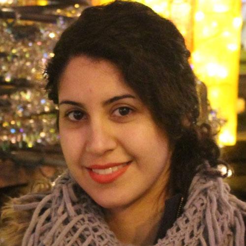 Photo of Nazanin Makkinejad