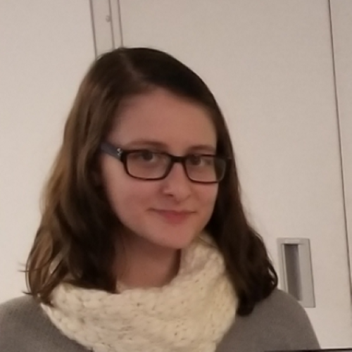 Photo of Olivia Lucaciu